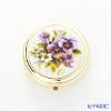 Reutter Porzellan Violet 14.242/0 Pill Case