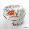 Reutter Porzellan 'Beatrix Potter - Peter Rabbit' 59.294/0 Round Box