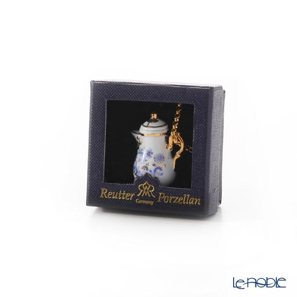 Reutter Porzellan 'Gold Onion' 254.028/6 Pendant - Miniature Coffee Pot