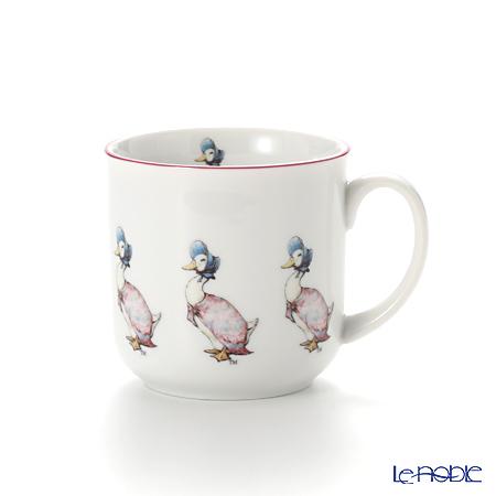 Reutter Porzellan 'Beatrix Potter - Jemima Puddle-Duck (Peter Rabbit)' 53.063/0 Children's Mug