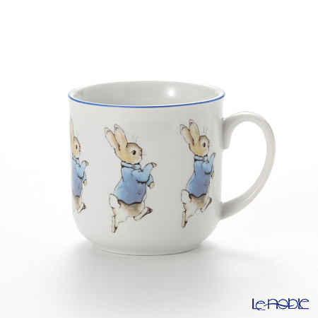 Reutter Porzellan From the Art of Beatrix Potter Peter Rabbit Nursery Collection by Michelle Reutter Children's Mug, 054063/0