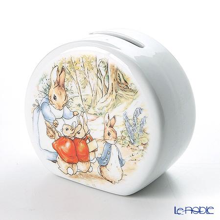 Reutter Porzellan From the World of Beatrix Potter Peter Rabbit Money Bank 059085/0