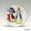 Reutter Porzellan From the World of Beatrix Potter Benjamin Bunny Ornamental Wallplate Φ 15 cm 061530/3
