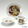 Router and ポーセラム Grimm fairy tale Red Riding Hood 076516 / 6 B three-point set mug & plate & oatmeal