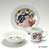 Router ポーセラム Grimm's fairy tale sleeping beauty 076516 / 8 B three-point set mug & plate & oatmeal