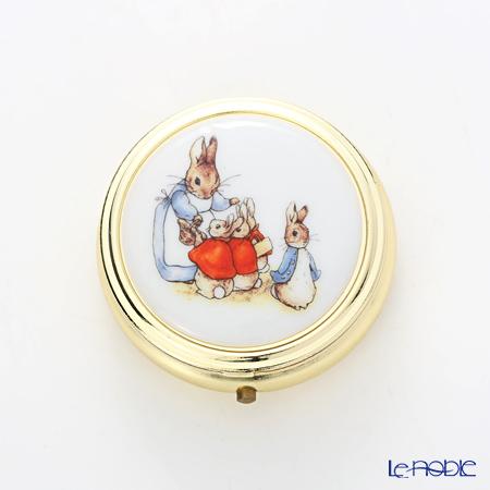 Reutter Porzellan 'Beatrix Potter - Peter Rabbit Family' 56.242/0 Pill Case