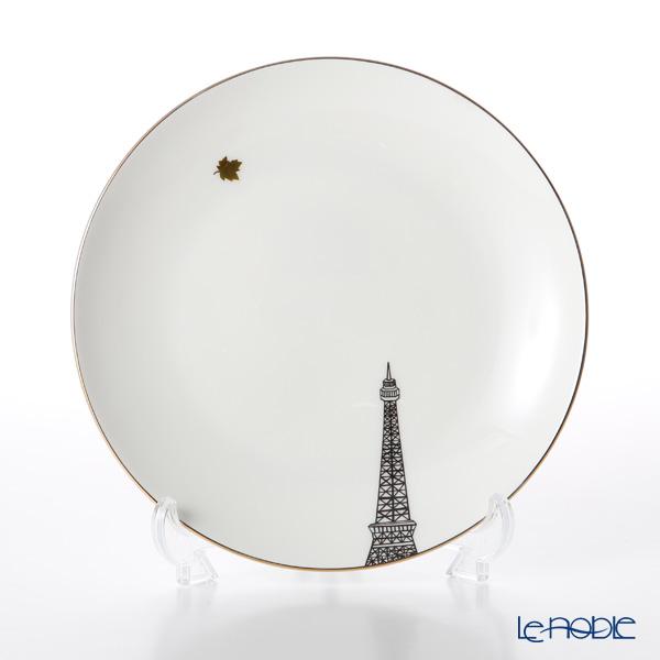 Nothing as Parisプレート 17cm