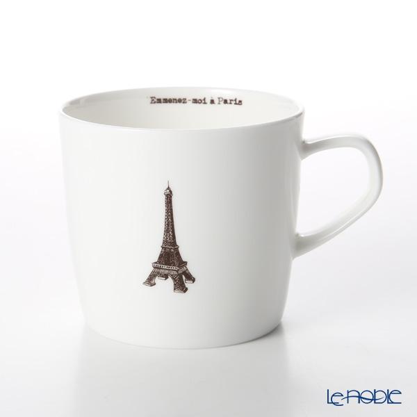 Nothing as Paris マグカップ 白