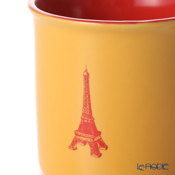 Nothing as Paris 'Orange / Red / Red' Mini Mug