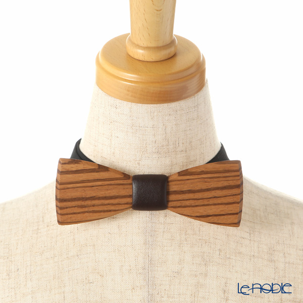 BeWooden 'Corra' MBT142 Bow Tie for Gentleman