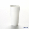 Egg Shell (Arita porcelain made in Saga, Japan)  Tumbler (SS) 85cc