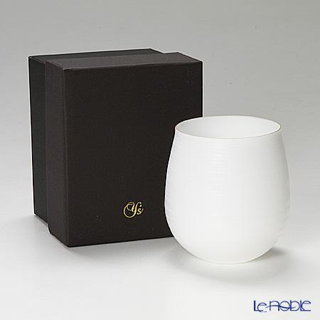 有田焼(やま平窯元 やまへい) エッグシェルKaori L 葡萄酒器
