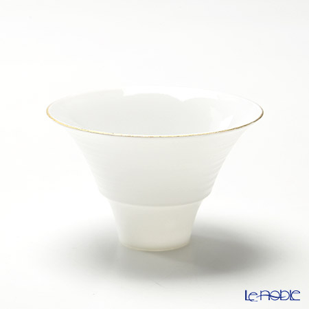 Egg Shell (Arita porcelain made in Saga, Japan)  Sake Cup 5 pcs.