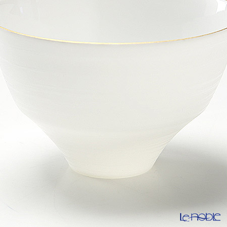 Yamahei Gama (Arita Porcelain) 'Egg Shell - Standard / Jitsu Getsu' Sake Cup 63ml