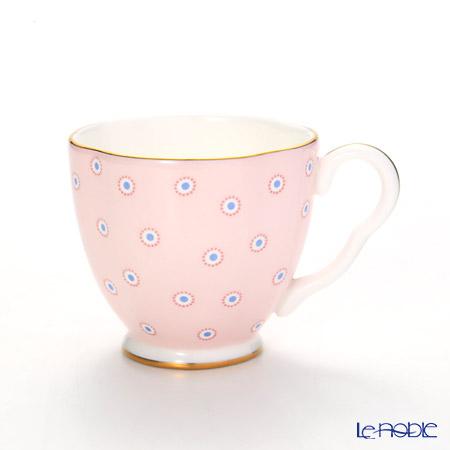 ウェッジウッド(Wedgwood) ハーレクィーンコレクションコーヒーカップ(ポルカドット ティーストーリー/ピンク)