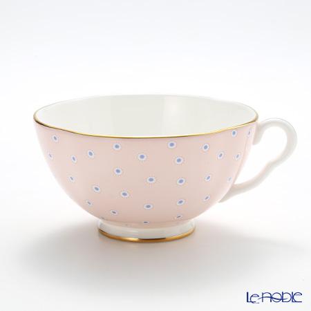ウェッジウッド(Wedgwood) ハーレクィーンコレクション ティーカップ(ポルカドット ティーストーリー/ピンク)