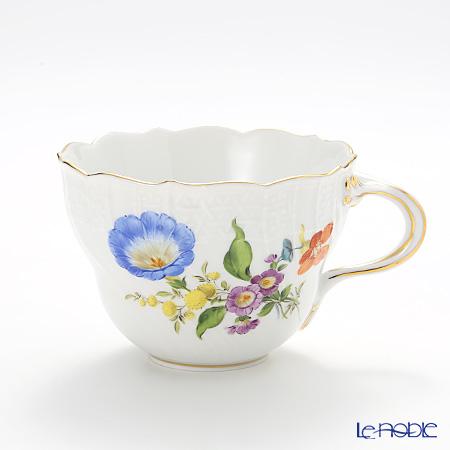 マイセン(Meissen) ベーシックフラワー(四つ花) 080110/00582/01 コーヒーカップ 200cc