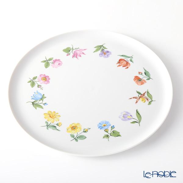 アウガルテン(AUGARTEN) ウィンナーフラワー飾り皿