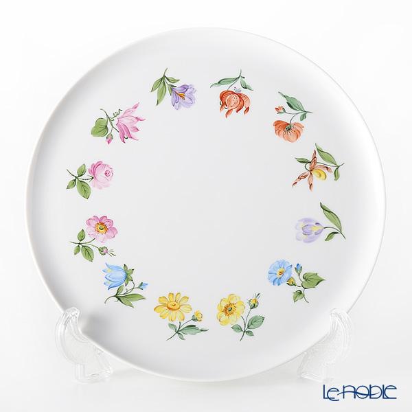 アウガルテン(AUGARTEN) ウィンナーフラワー 飾り皿