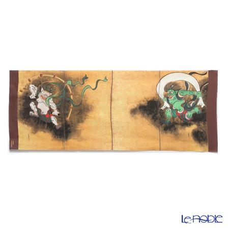永楽屋 コラボレーション(東京国立博物館) 風神雷神手ぬぐい