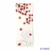 Eirakuya 'Ryuu-sui ni Momiji / Water Lipple & Red Autumn Leaf' Tenugui / Japanese Hand Towel 36x91cm
