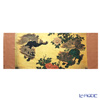 Eirakuya x Mochizuki Gyokusen 'Karajishi Botan-zu / Chinese Lions & Peony' Tenugui / Japanese Hand Towel 91x36cm