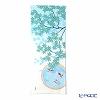 Eirakuya 'Kingyo to Ao Momiji / Goldfish & Green Maple' Tenugui / Japanese Hand Towel 36x91cm