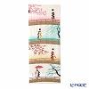 Eirakuya 'Maiko san no Shiki / Four Seasons Geisha' Tenugui / Japanese Hand Towel 36x91cm