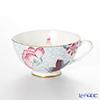 ウェッジウッド(Wedgwood) カッコー(ハーレクィーンコレクション)ティーカップ 180cc ブルー