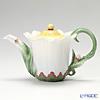 Franz Collection 'Oxeye Daisy (Fower)' FZ00996 Sculptured Tea Pot
