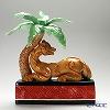 Franz Collection 'Pi-Xiu' JB00312 Sculptured Candle Holder H30cm