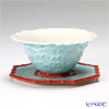 Franz Collection Time Flower porcelain tea cup/saucer set JB00798