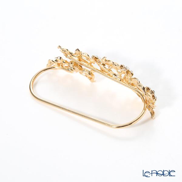 Thomas Goode(Cadogan Crowns)ナプキンリング 小花