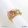 Thomas Goode(Cadogan Crowns Napkin ring floral color D