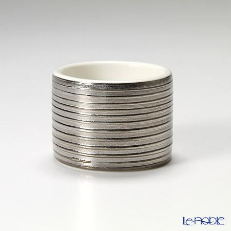 Luzerne 'Seliena' Platinum SL9005PL Napking Ring 4.5cm