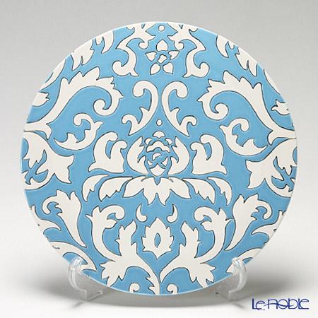 Luzerne Boutique 30cm Show Plate DL5134BW