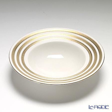 ルザーン ニューボーン クレオパトラ スーププレート 22cm ゴールド CP2122GD