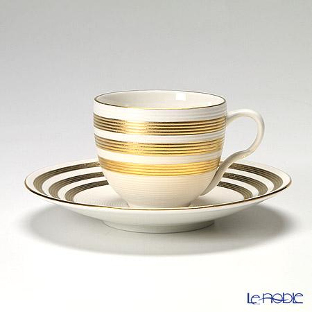 ルザーン ニューボーン クレオパトラ エスプレッソカップ&ソーサー 145cc ゴールド CP6011GD
