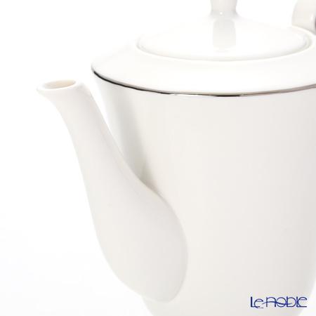 Luzerne new born Cleopatra Coffee pot 550 cc Platinum CL2050PL