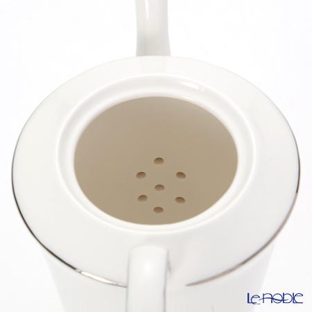 Luzerne 'Cleopatra' Platinum CL2050PL Coffee Pot 550ml