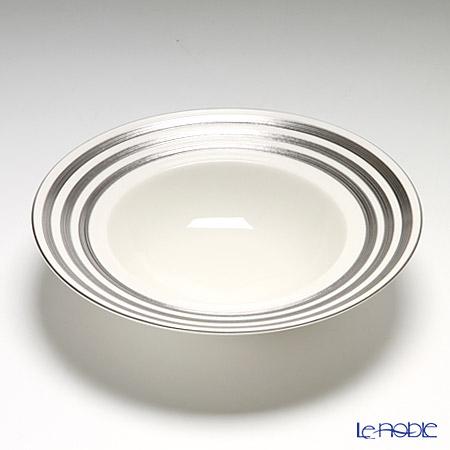 ルザーン ニューボーン クレオパトラ スーププレート 22cm プラチナ CP2122PL