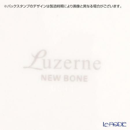Luzerne newborn glossy Plate 16.5 cm gold GS1017GD