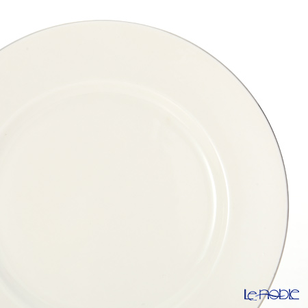 Luzerne glossy 16.5 cm plate Platinum GS1017PL