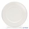 Luzerne newborn glossy Welcome plate 30.5 cm Platinum GS1031PL