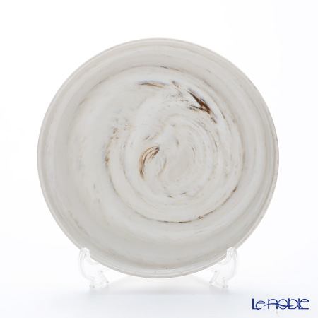 Luzerne marble Cake plate 16.5 cm MB 1016
