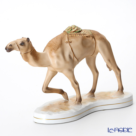 Le Noble Special Edition -  Amira Painted Camel Statue [Limited Edition 25 pcs.] تمثال جمل رسمت