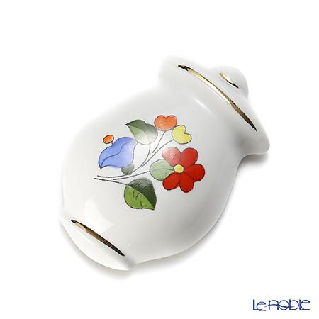 カロチャ刺繍柄陶器 718051マグネット マグ 6cm