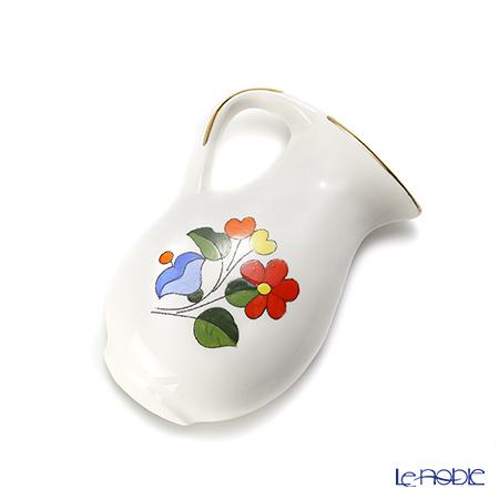 カロチャ刺繍柄陶器 718061マグネット 水差し 6cm