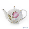 Imperial Porcelain / Lomonosov 'Pink Tulips - Tulip' Tea Pot 600ml