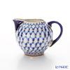 Imperial Porcelain Cobalt Net Tulip Creamer 300 ml